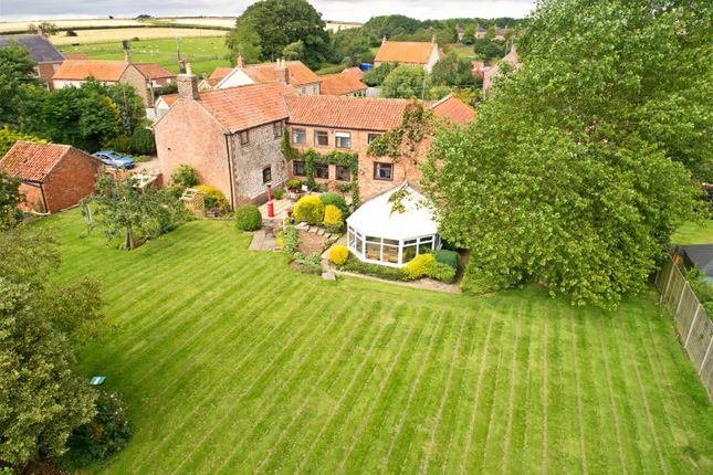 Thumbnail Detached house for sale in Duggleby, Malton