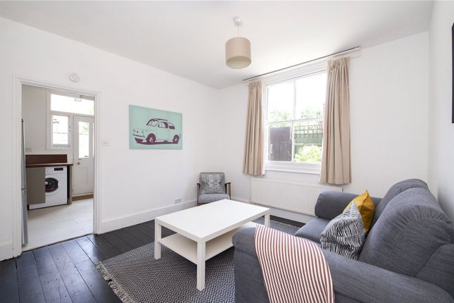 Thumbnail Maisonette to rent in Furness Road, London