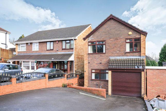 Link-detached house in  Rookery Road  Lanesfield  Wolverhampton W Birmingham
