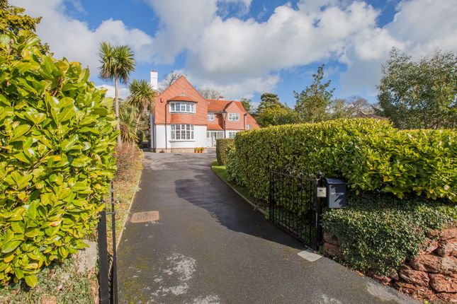 Thumbnail Detached house for sale in Wellswood Avenue, Torquay