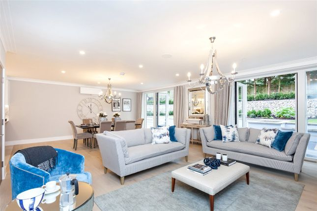 Thumbnail Flat for sale in The Hudson, 32 Eastbury Avenue, Northwood