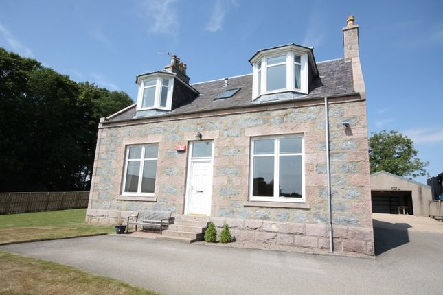 Thumbnail Detached house to rent in Oldfold Farmhouse, Milltimber, Aberdeen