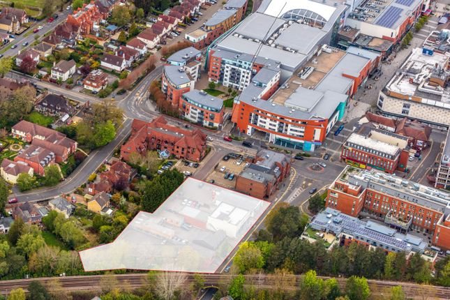 Thumbnail Industrial for sale in 84-100, Park Street, Camberley