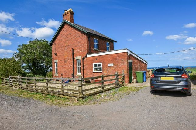 Thumbnail Detached house for sale in Ellerby, Saltburn-By-The-Sea