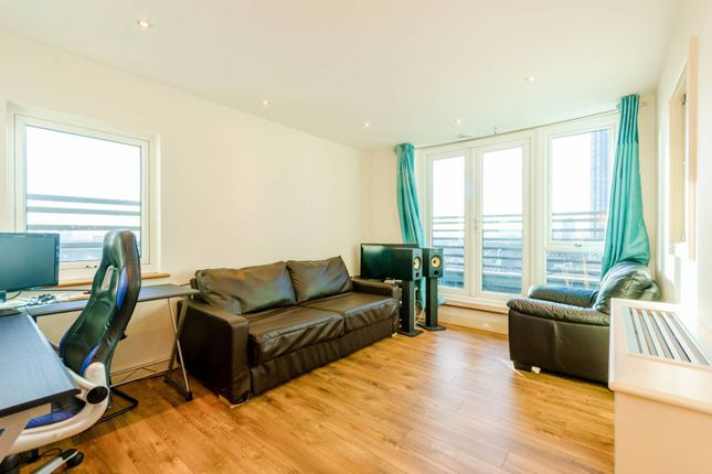 Thumbnail Flat to rent in Central House, Stratford