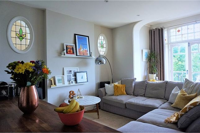 Thumbnail Flat for sale in Broxholm Road, West Norwood