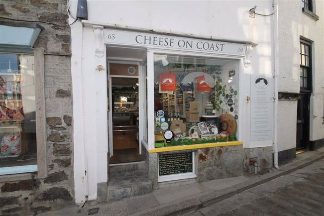 Thumbnail Retail premises to let in Retail Premises, 65, Fore Street, St Ives