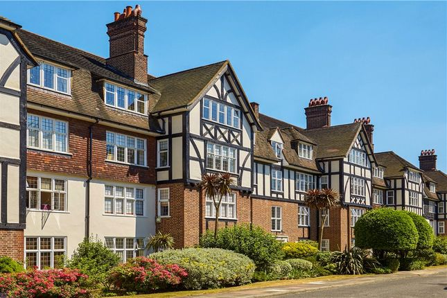 Thumbnail Flat for sale in Wildcroft Manor, Wildcroft Road, London