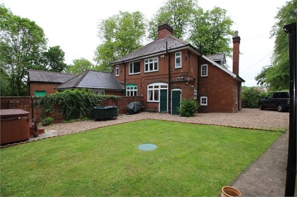 Thumbnail Semi-detached house for sale in Tree Haven, Rufford Lane, Wellow, Nottinghamshire