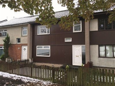 Thumbnail Terraced house to rent in Cultrig Drive, Whitburn, Whitburn