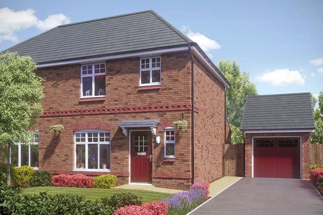 Thumbnail Detached house for sale in Reynolds Place Worsley Road North, Walkden