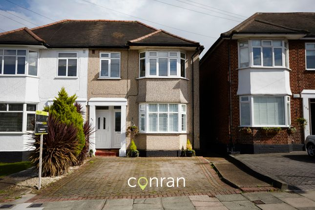 Thumbnail Flat to rent in Parkview Road, New Eltham