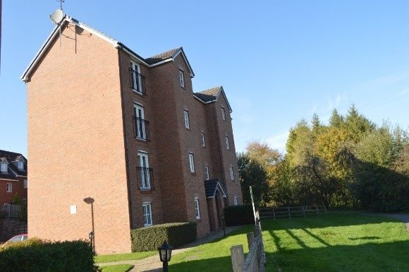 Thumbnail Flat to rent in Tansy Rise, Tansy Way, Newcastle - Under - Lyme