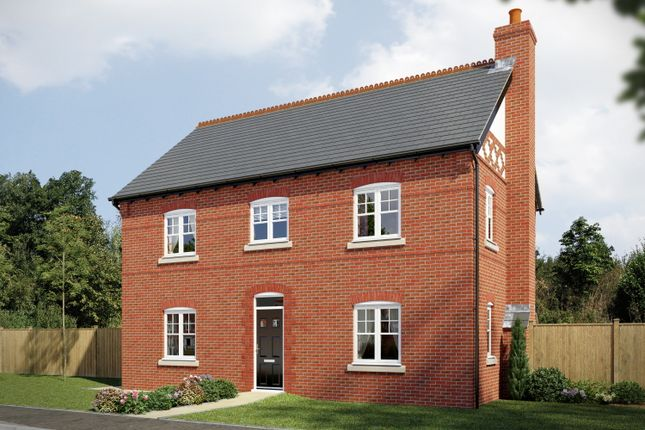 Thumbnail Detached house for sale in The Forge, Brades Rise, Oldbury
