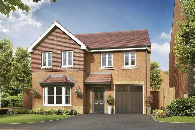 Thumbnail Detached house for sale in Lily Hay, Preston Street, Shrewsbury