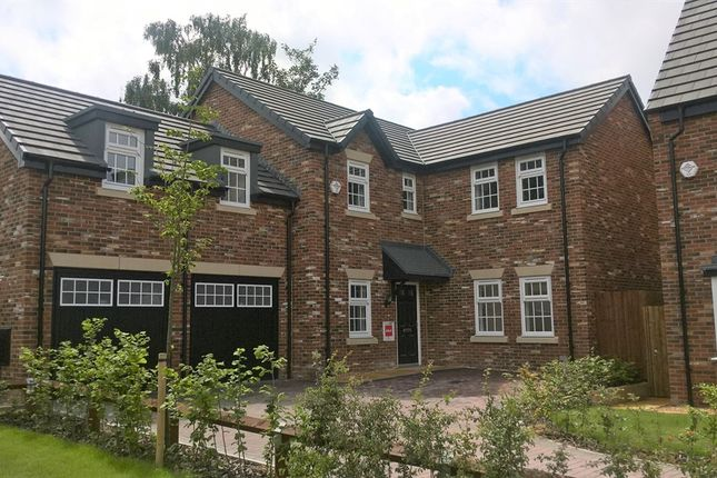 "Thumbnail Detached house for sale in ""Hilliard"" at D'urton Lane, Broughton, Preston"