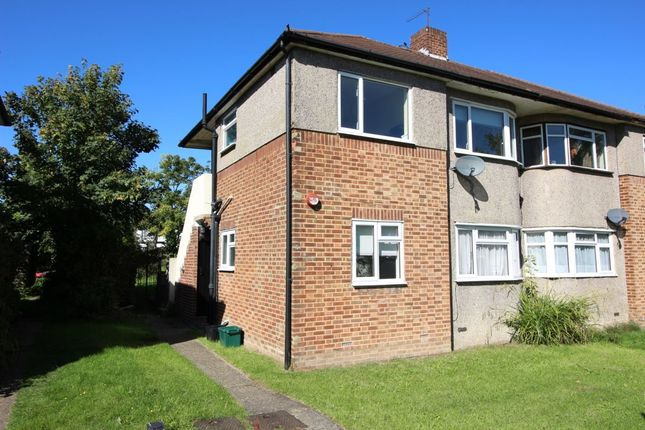 Thumbnail Flat to rent in Transmere Road, Petts Wood, Orpington