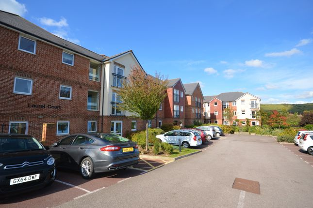Thumbnail Flat for sale in Laurel Court, Stanley Road, Cheriton