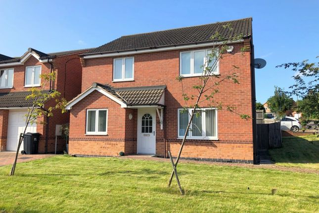 Thumbnail Detached house for sale in Priory Way, Ripley