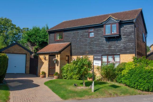 Thumbnail Detached house for sale in Goddard End, Stevenage