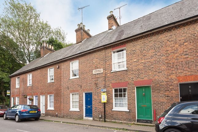 Thumbnail Terraced house to rent in St. Michaels Street, St. Albans
