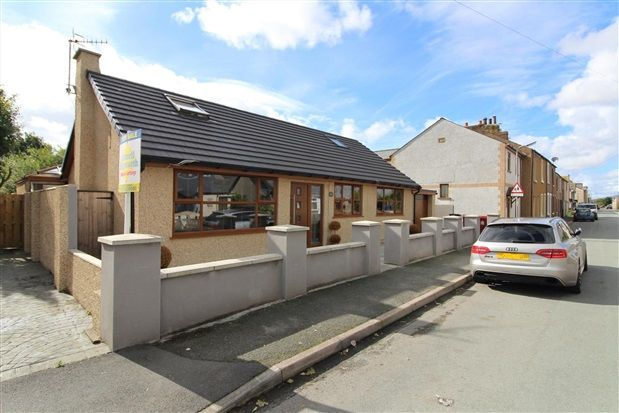 Thumbnail Bungalow for sale in Beach Street, Askam In Furness
