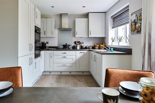 """Thumbnail Detached house for sale in """"The Byford Detached - Plot 440"""" at Daventry Road, Southam"""