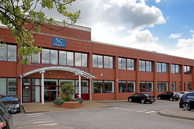Thumbnail Office to let in First Floor Sc House, Vanwall Business Park, Vanwall Road, Maidenhead