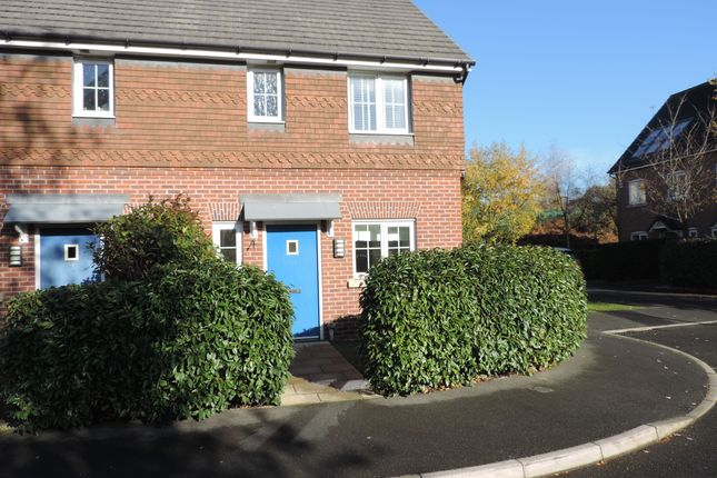 Thumbnail Semi-detached house to rent in Broomes Park, Chadderton, Oldham