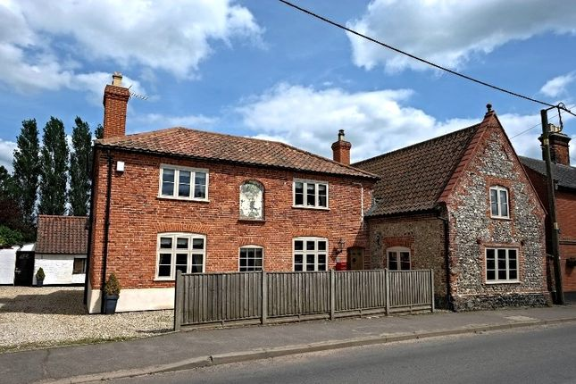 Thumbnail Property for sale in Town Street, Swanton Morley, Dereham