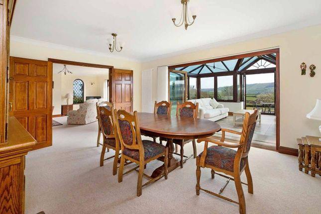 Dining Room of Northleigh, Colyton, Devon EX24