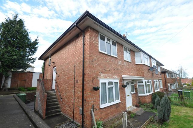 Thumbnail Maisonette to rent in Mayflower Road, Droitwich