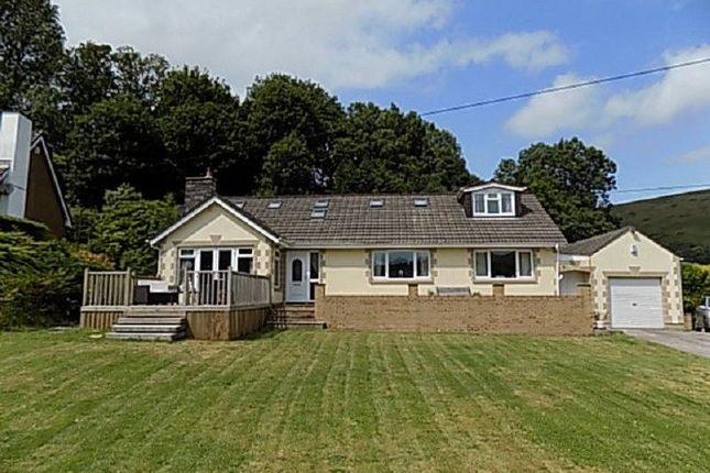 Thumbnail Detached house for sale in Glyncoed Bettws Road, Llangeinor, Bridgend