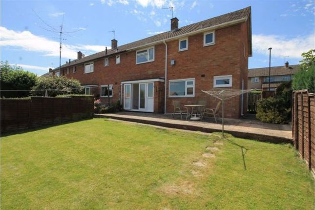 3 bed end terrace house to rent in Riddimore Avenue, Hereford HR2