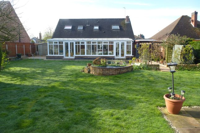 Thumbnail Detached house for sale in Dominion Road, Glenfield, Leicester