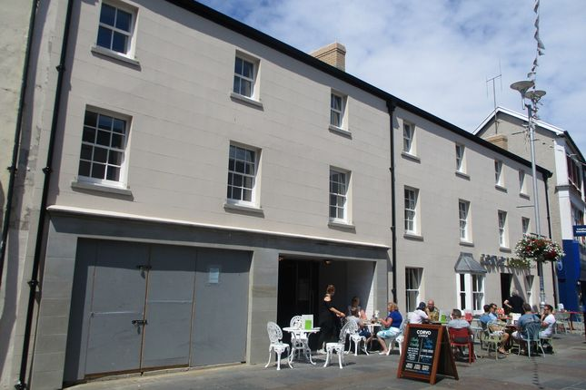 Thumbnail Office to let in Prestigiuos First Floor Leisure/Office Opportunity, 3-7 Adare Street, Bridgend