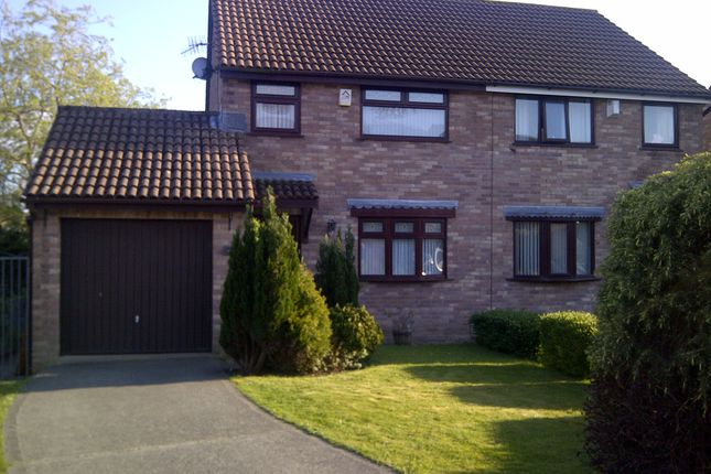 Thumbnail Semi-detached house to rent in Heol Y Waun, Pontlliw, Swansea