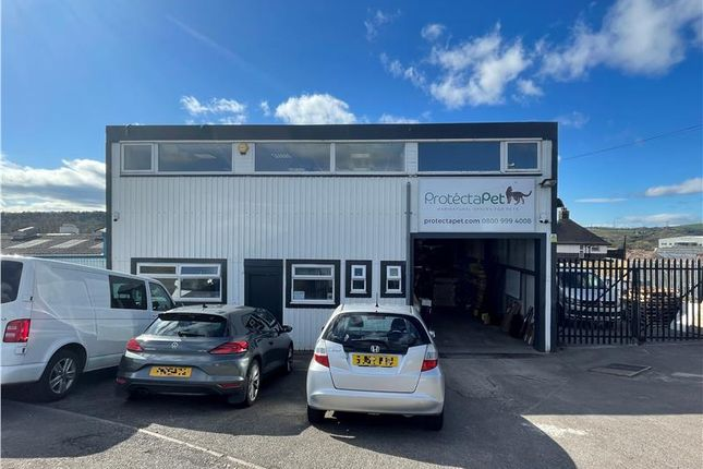 Light industrial for sale in Canal Lane, Tunstall, Stoke-On-Trent, Staffordshire