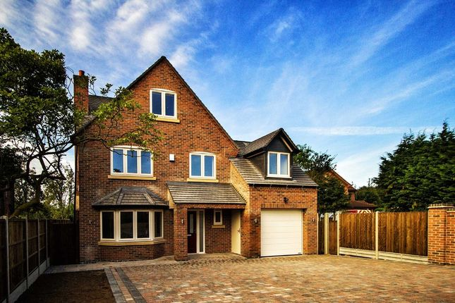 Thumbnail Detached house for sale in Chilwell Lane, Bramcote