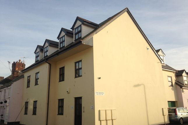 Thumbnail Flat to rent in Russell Street, Sidmouth