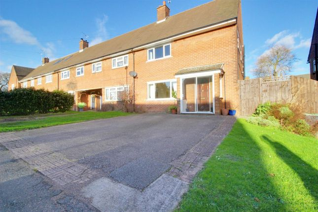 3 bed end terrace house for sale in Hedge Hill, Enfield