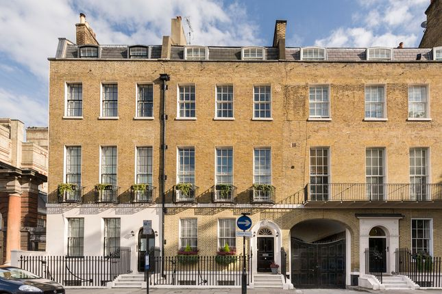 Thumbnail Flat to rent in Halkin Street, London