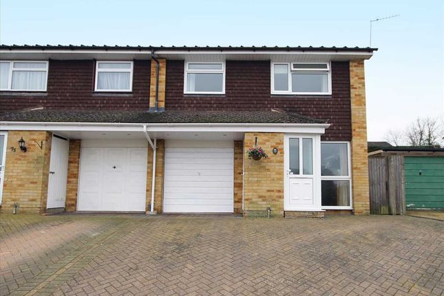Thumbnail End terrace house for sale in Homefield Road, Bushey WD23.