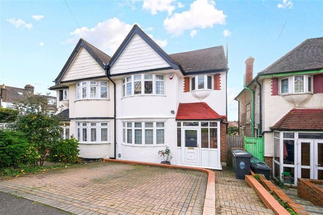 4 bed semi-detached house for sale in Priory Avenue, London E4
