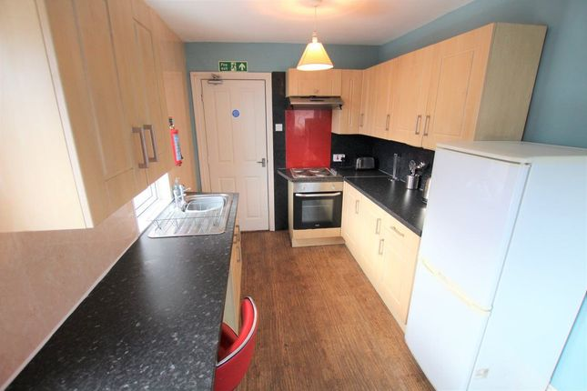 Thumbnail Flat to rent in Northgate Street, Aberystwyth