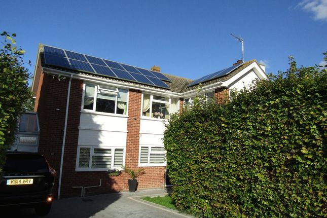 Thumbnail Detached house for sale in St James Crescent, Belton, Great Yarmouth