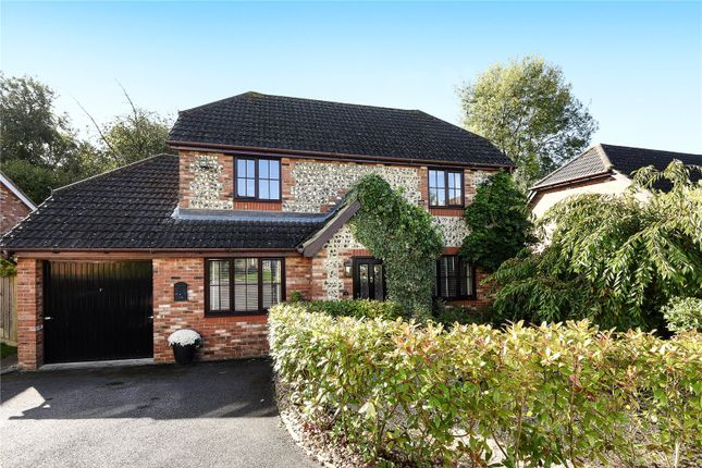Thumbnail Detached house for sale in Shropshire Gardens, Warfield, Berkshire