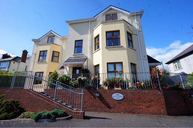 Thumbnail Flat for sale in Bangor Road, Newtownards