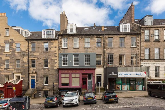 Thumbnail Flat for sale in Frederick Street, Edinburgh, Midlothian EH2.