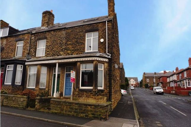 Thumbnail Terraced house to rent in Hillside Mount, Hough Side Road, Pudsey